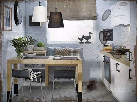 tips desain dapur kecil sederhana bertema minimalis
