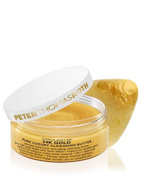 Gold Detox Drink Reviews by 24k Gold Luxury Cleansing Butter Roth