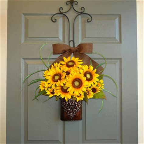 front door decorations for sale wreaths on sale summer wreath fall from aniamelisa on etsy