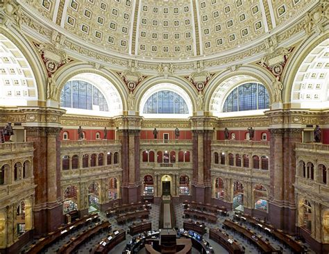 library of congress reading room magnificent libraries from around the world s st of approval