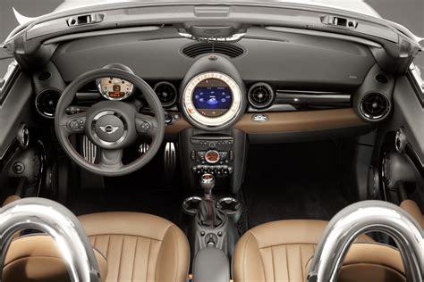 mini interni mini roadster immagini ufficiali e dati tecnici