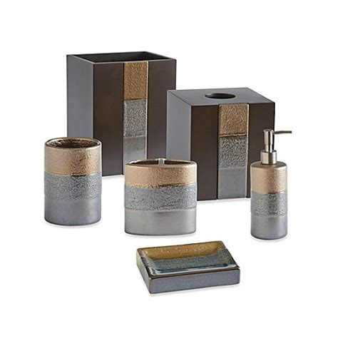croscill bathroom sets croscill 174 portland bathroom accessories bed bath beyond