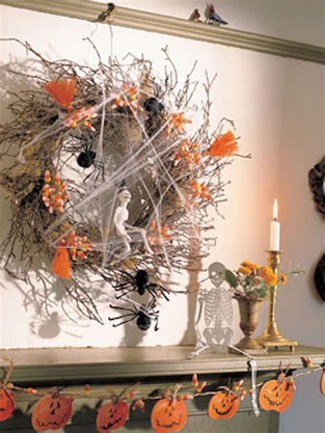 scary diy halloween decorations that will turn your home