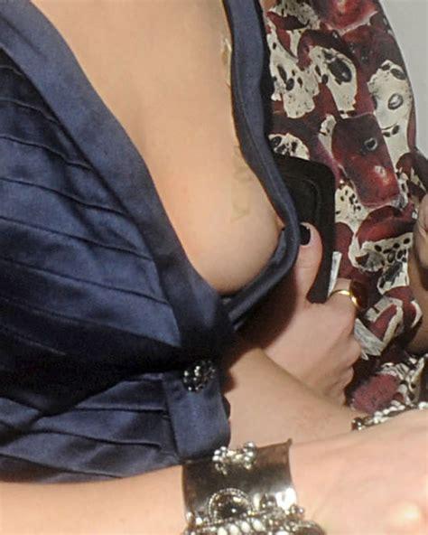 Mencu Emma Watson Panty Upskirt And Nipple Slip Candids At Pre Bafta Party In London