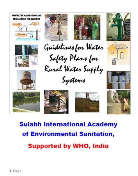 design guidelines for rural residential water systems liste documents