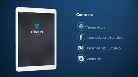 template after effects ipad tablet presentation pack mobile after effects templates