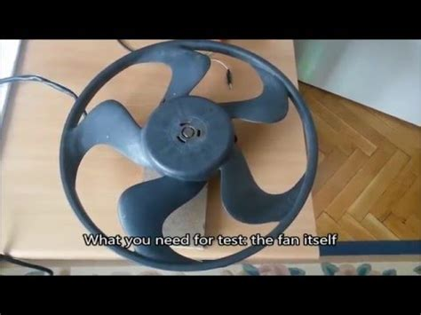 bmw e36 auxiliary fan not working bmw e38 and e39 auxiliary fan test if yours is bad or not