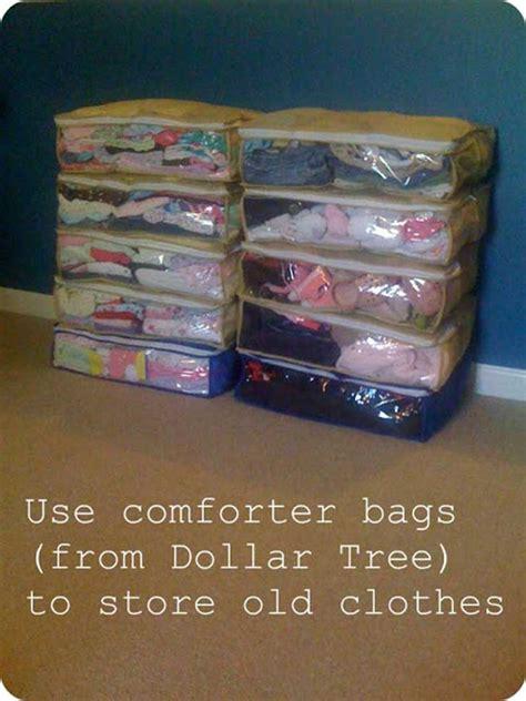 How To Store Comforters by 17 Geniales Trucos Para Organizar Tu Armario Y Cajones De Tu Casa Que Har 225 N Todo M 225 S Sencillo