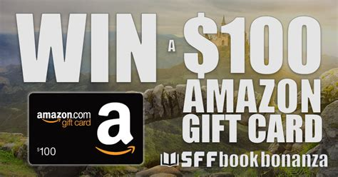 Bonanza Gift Card - amazon gift card giveaway may 2017 sff book bonanza discover science fiction and
