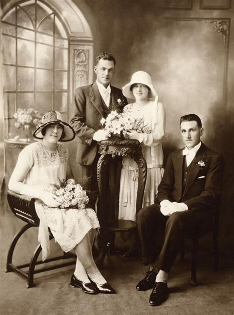 Baju Dc St Black Original Wedding Queensland 1920 1930 Flickr