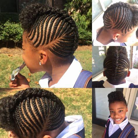 for kid boys weddings braids black cornrows black
