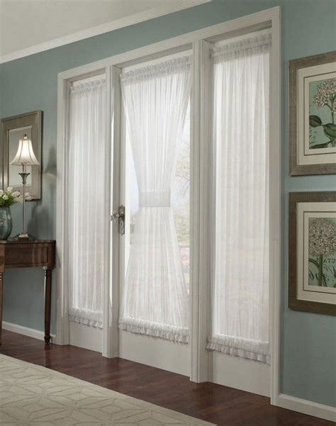 french door curtains ideas best of the french door curtains ideas decor around the