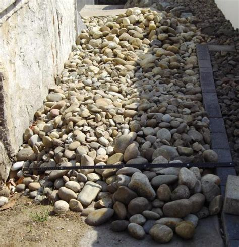 kiesel naturstein gartengestaltung teich steinbeet in - Naturstein Pfungstadt