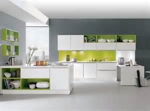 Beautiful Amenagement Meuble Cuisine Ikea #5: Photo-idee-déco-cuisine-meuble-blanc.jpg