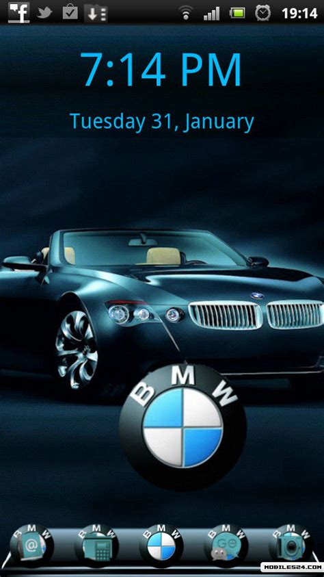 java car themes bmw go launcher ex theme free android theme download