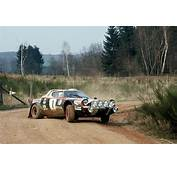 Lancia Stratos Rally Version 1972  Sport And Racing