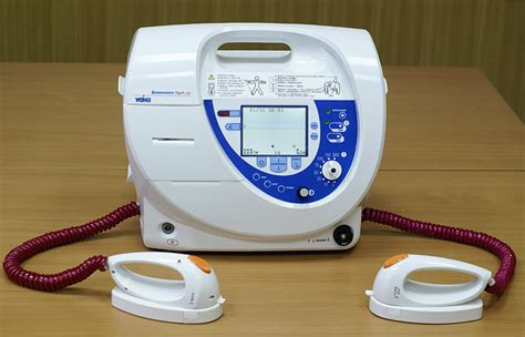 Defibrillator Listrik defibrillator unnocs