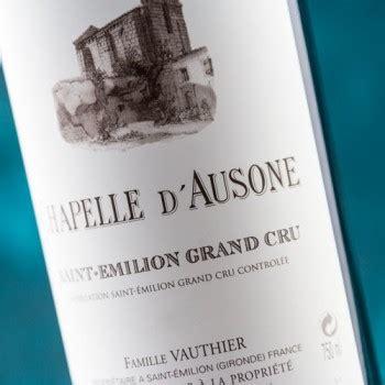 chapelle d'ausone 2011 buy crianza red wine saint