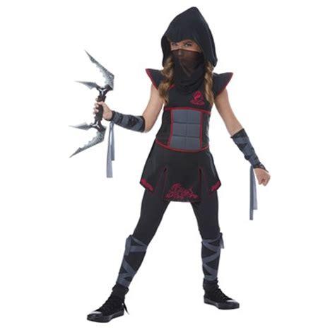 black fearless ninja halloween costume ninja costume