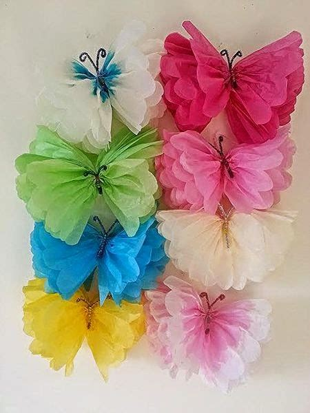 Arts And Crafts Tissue Paper Flowers - and craft ideas with tissue paper ye craft ideas