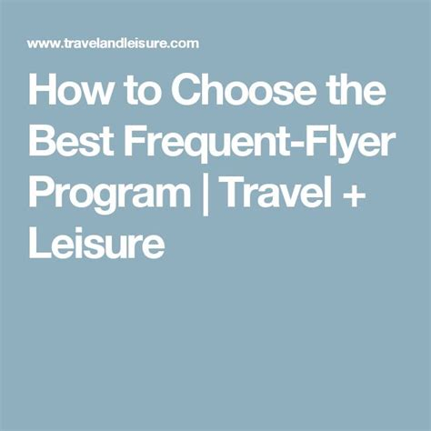 best frequent flyer program 17 best ideas about frequent flyer program on