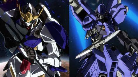 Kaos Gundam Gundam Mobile Suit 53 mobile suit gundam iron blooded orphans episode 5 機動戦士ガンダム
