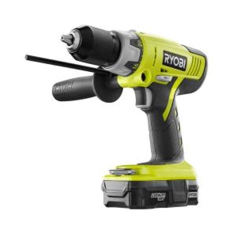 ryobi 18 volt one hammer drill kit p848 the home depot