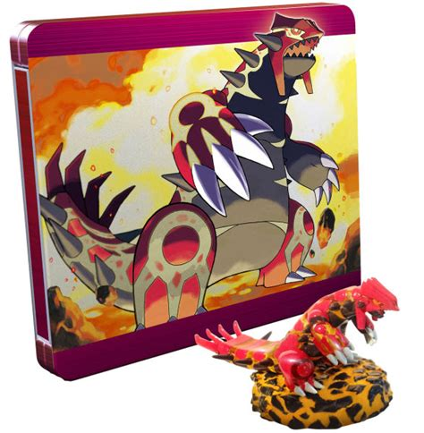 omega ruby omega ruby and alpha sapphire get awesome steelbooks ign