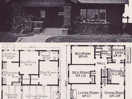brick bungalow house plans 1920s bungalow exterior house colors 1920s craftsman