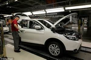 Nissan Offices Sunderland Theresa May Hails Nissan Decision To Build New Qashqai And
