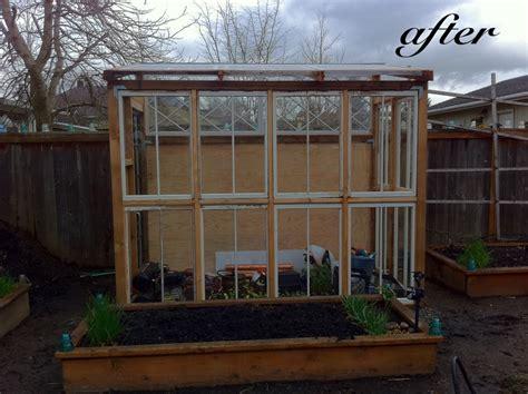 Glas Sichtschutz Terrasse 765 by Upcycling Garten Gew 228 Chshaus Umweltbewusst Selber Bauen