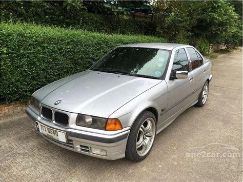 bmw 318i 1995 1 8 in ภาคเหน อ manual sedan ส เง น for 130 000 baht 3044822 one2car com