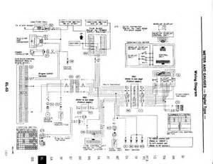 cluster wiring pinout diagram honda tech honda forum discussion