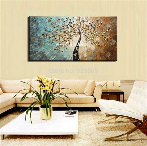 livingroom paintings framed wall canvas painting ethnic picture for living