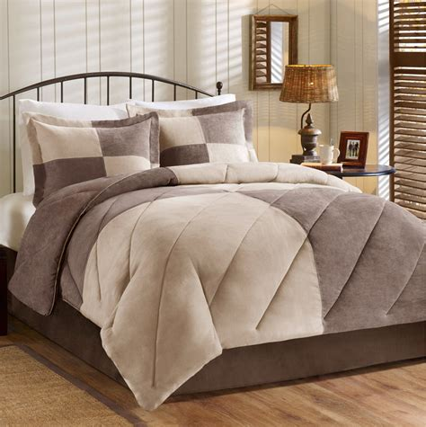 woolrich comforter sets woolrich patchwork suede down alternative comforter mini