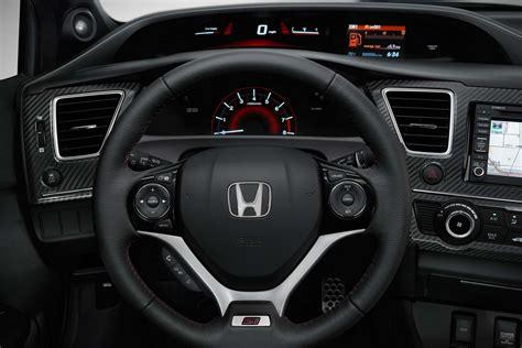 2013 Honda Civic Black Interior by 2013 Honda Civic Si Coupe Interior Picture Number 599302