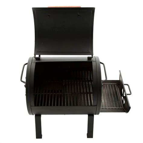 char griller table top smoker char griller portable table top charcoal grill side