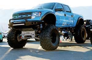 Lifted Ford The Lifted Trucks Of Sema 2014