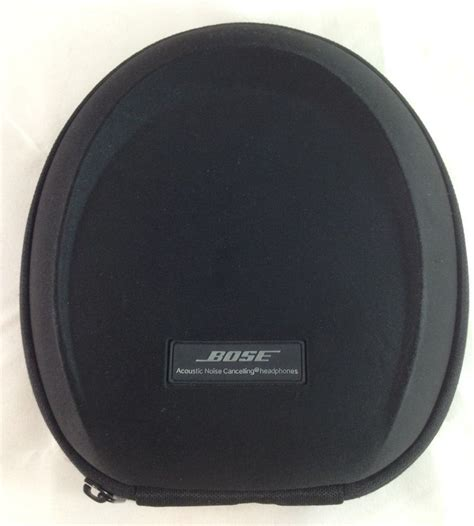 quiet comfort 2 bose qc15 case quietcomfort 15 quiet comfort 2 qc2 black