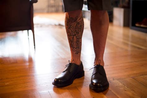 tattoo new york wooster nick wooster from instagram to a men s fashion design