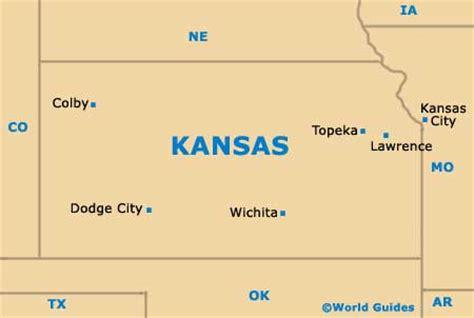 us map kansas state wichita maps and orientation wichita kansas ks usa