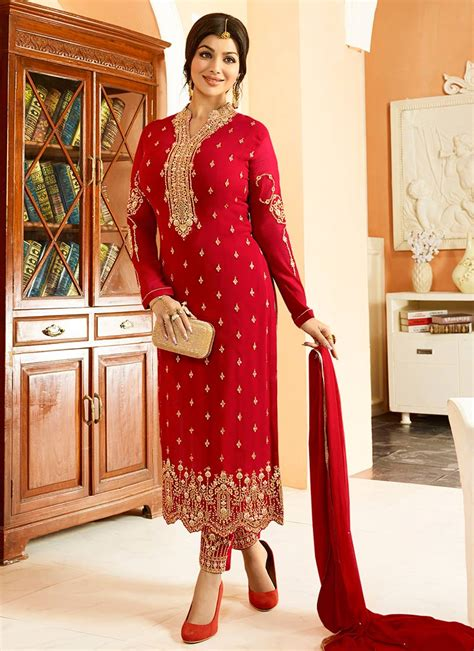 waistcoat styles for salwar kameez 2018 latest straight cut salwar kameez suits 2018 19 collection