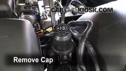 Pontiac G6 Power Steering Fluid by Power Steering Leak Fix 2006 2009 Pontiac Solstice 2007