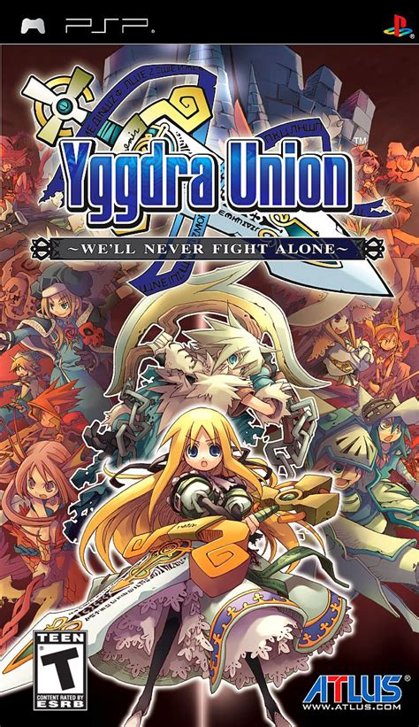 emuparadise yggdra union yggdra union we ll never fight alone playstation