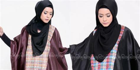 tren pakaian simpel modern rompil hijaber l mira ethnique baju bodo hijaber desain modern dream