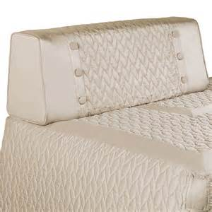 Royal Opulence Satin Sheet Set Silk Allure Quilted Hollywood Daybed Cover Bedding