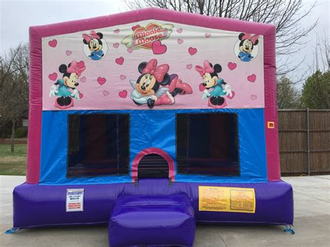 Minnie Mouse Bounce House by Minnie Mouse Bounce House Rentals Jumpers