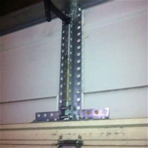Garage Door Reinforcement Brace by Zaplife Garage Door Repair Anaheim California