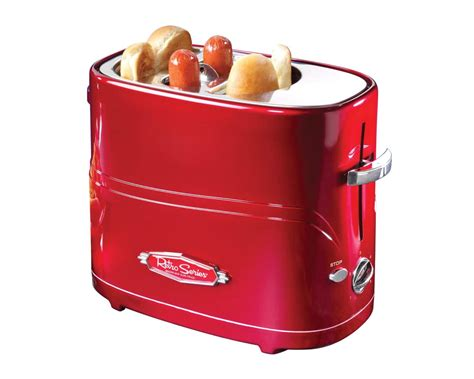 Hotdog Toaster vintage toaster for dogs brings the retro into