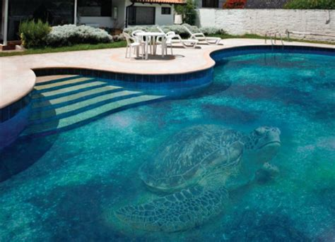 cool swimming pools swimming pool design with mosaic glass tiles 02 jpg